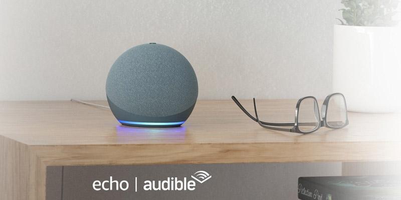 Echo Dot Audible Aktion