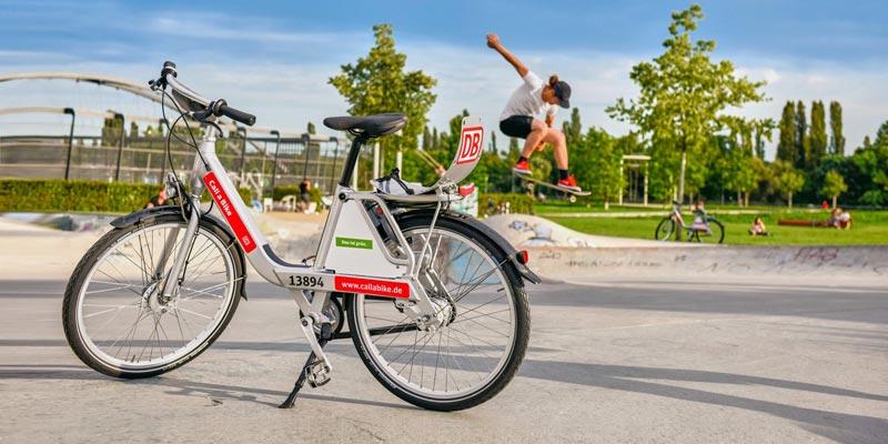 Call a Bike Aktion