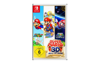 Nintendo Super Mario 3D All-Stars