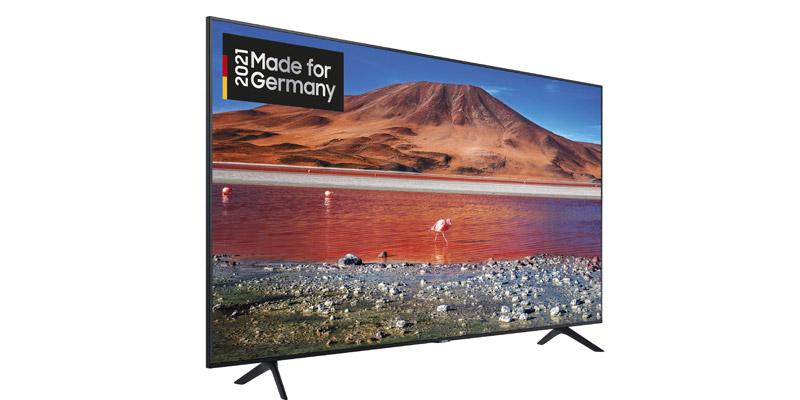 Samsung LED-Fernseher GU75TU7079U