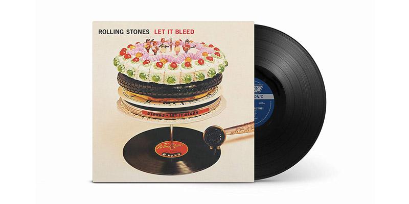 The Rolling Stones Schallplatte