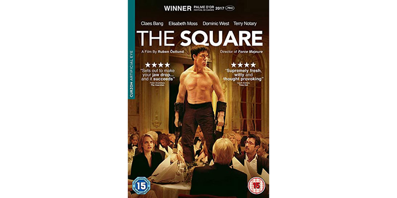"""Film """"The Square"""""""