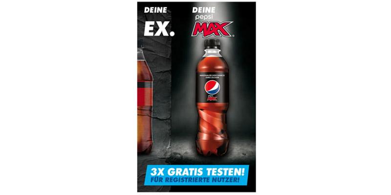 Pepsi Max Gutschein