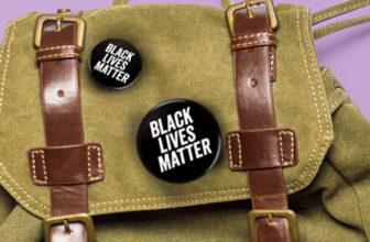 Black Lives Matter Buttons