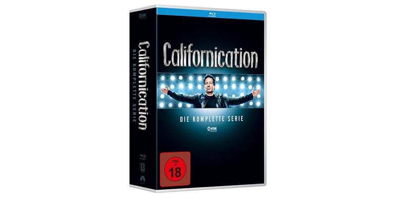"Serie ""Californication"""