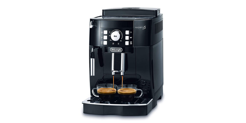 DeLonghi Magnifica S ECAM Kaffeevollautomat 21.116.B