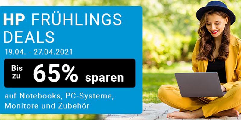 HP Frühlings Deals