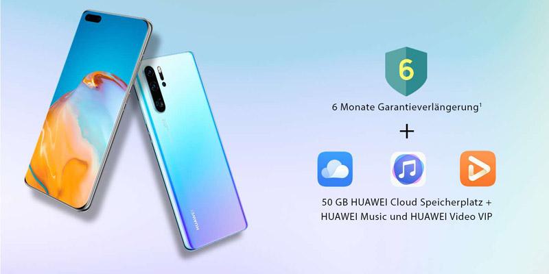 Huawei Garantie Verlängerung