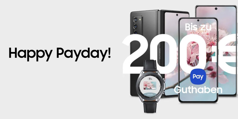 Samsung Pay Aktion