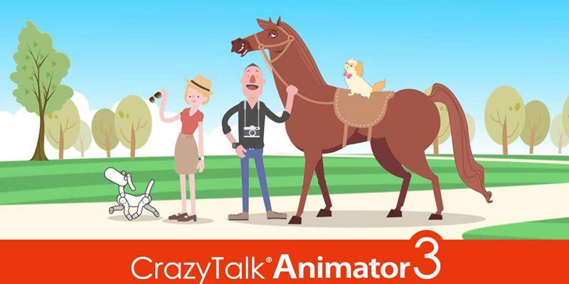 CrazyTalk Animator 3