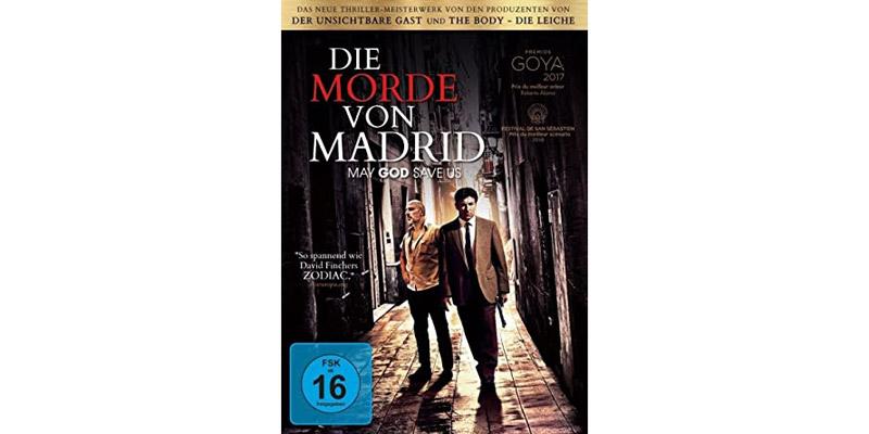 "Film ""Die Morde von Madrid"""