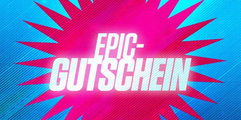 Epic Games Store Gutschein