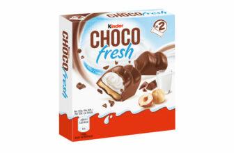 Kinder Chocofresh kostenlos bestellen