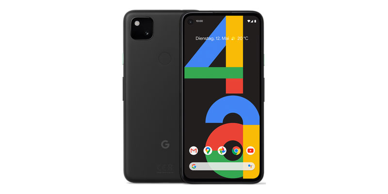 Vodafone Green LTE Tarif + Google Pixel 4a