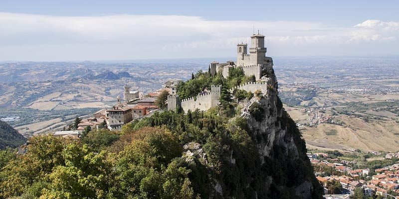 San Marino Hotel Deal