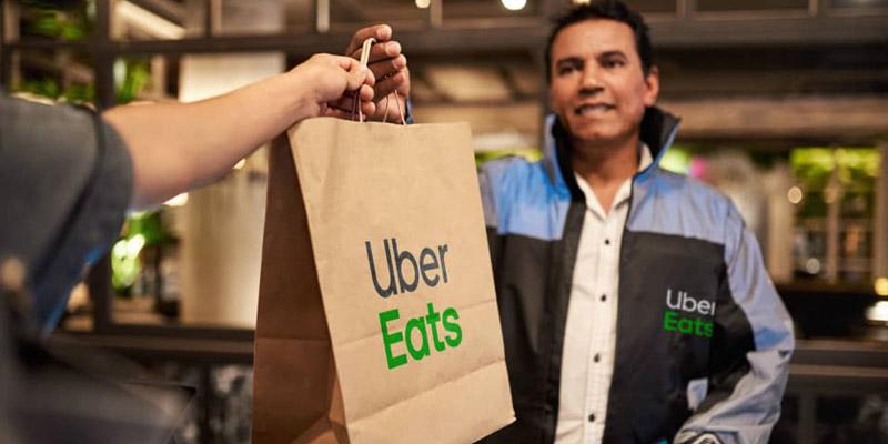 Uber Eats Gutschein