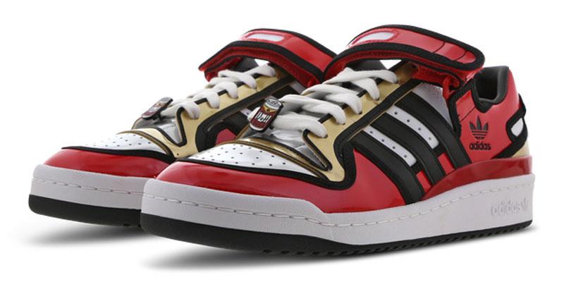 adidas Forum 84 x Simpsons Sneaker