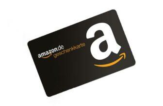 Amazon Aktionsgutschein