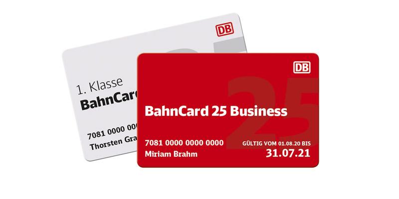 BahnCard Business Wochen
