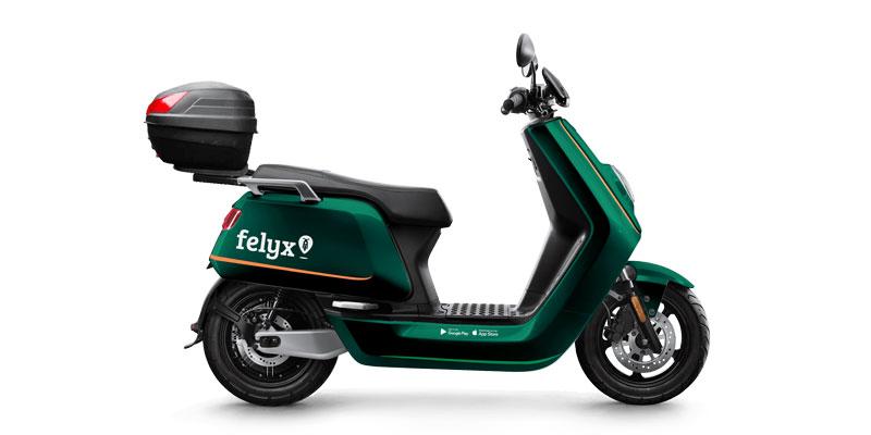 felyx Elektro-Roller