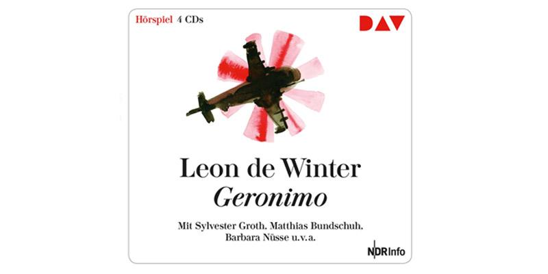 """Hörbuch """"Geronimo"""""""
