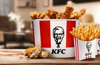 KFC App Gutscheine