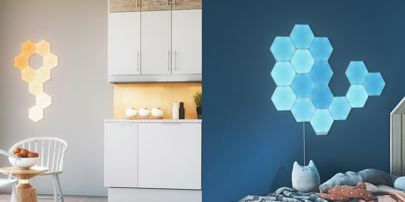 Nanoleaf Shapes Hexagons