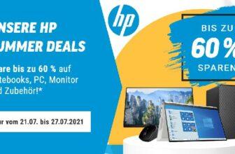 HP Summer Deals