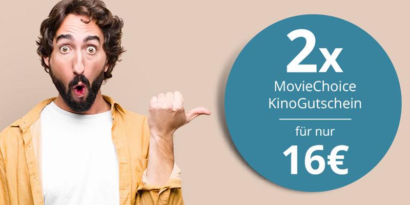 MovieChoice Kinogutscheine
