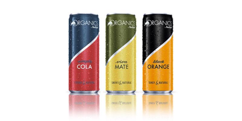 Red Bull Organics Testpaket