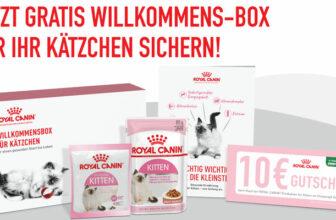 Royal Canin Willkommensbox