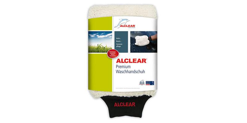 Alclear Microfaser Handschuh
