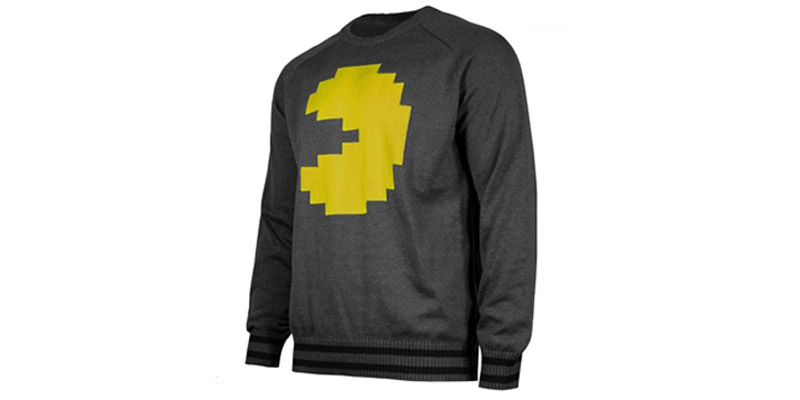 Musterbrand Pac Man Pullover