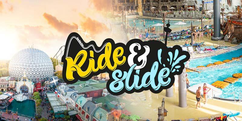 Europa-Park Ride & Slide Ticket