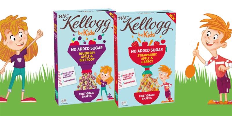 Kelloggs Kids Geld-Zurück-Aktion