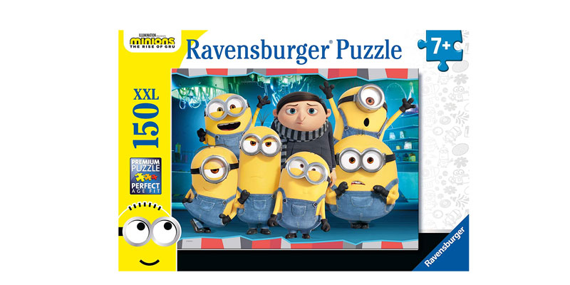Ravensburger Minions Puzzle