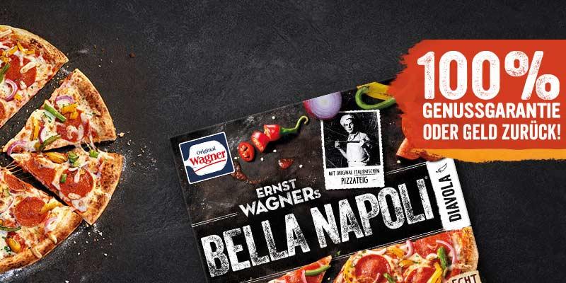 Wagner Pizza Bella Napoli