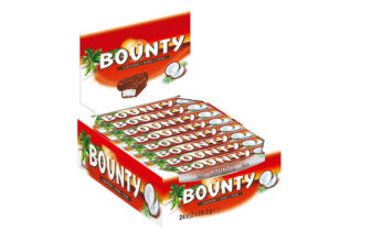 Bounty Zartherb Schokoriegel