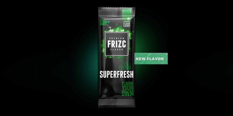 Fricz Superfresh Aromakarten