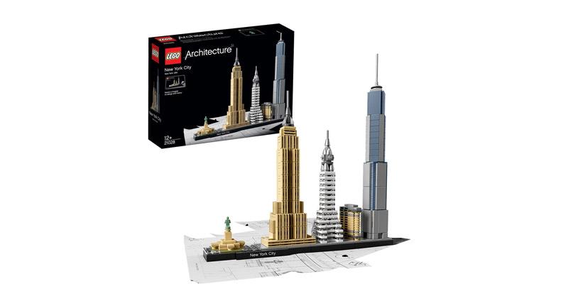 LEGO Architecture Set New York City