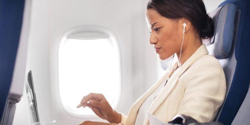 Lufthansa Flynet Chat