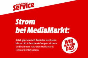 Media Markt Strom- & Gas-Vergleich