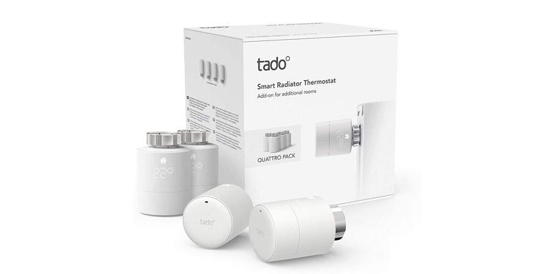 Tado Heizkörper Thermostate