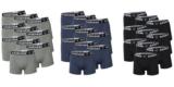 10er Pack Chiemsee Boxershorts (in versch. Farben) für 37,49€