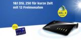 1&1 DSL 250 Tarif (DSL-Flat mit 250 Mbit/s) für effektiv 24,99€ pro Monat + einmalig 19,95€ Wechselgebühr (bzw. 69,95€ für Neukund:innen)