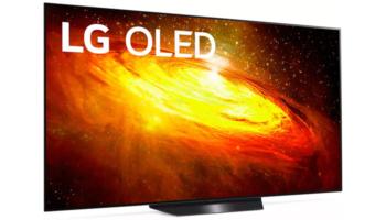 LG OLED55BX9LB OLED TV (55 Zoll) für 973,83€