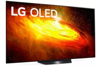 LG OLED55BX9LB OLED TV (55 Zoll) für 1.089€