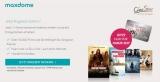 Maxdome Cinestar Aktion: 1 Monat kostenlos testen + Cinestar Kinogutschein