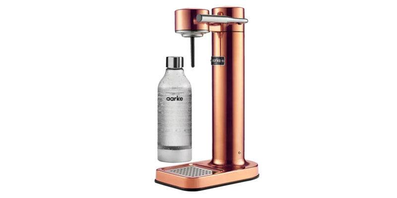 Aarke AA01 C2 Carbonator Wassersprudler im Kupfer Design für 105€