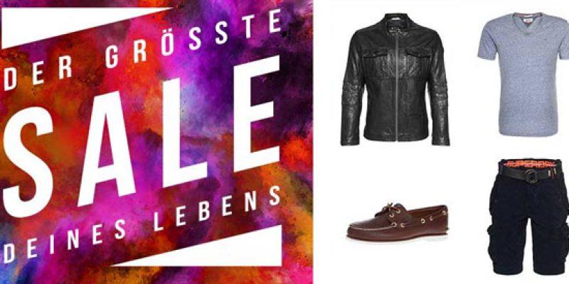 About You Crazy Flash Sale: 70% + 20% auf Kleidung & Schuhe!